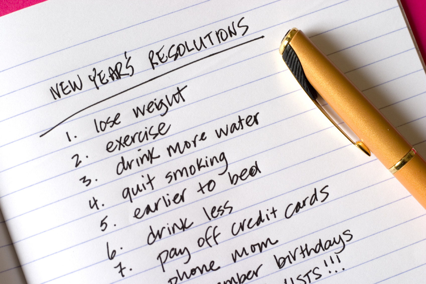 How to Keep Your New Year's Resolution to Get Fit
