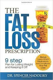 Fat Loss Prescription by Dr. Spencer Nadolsky